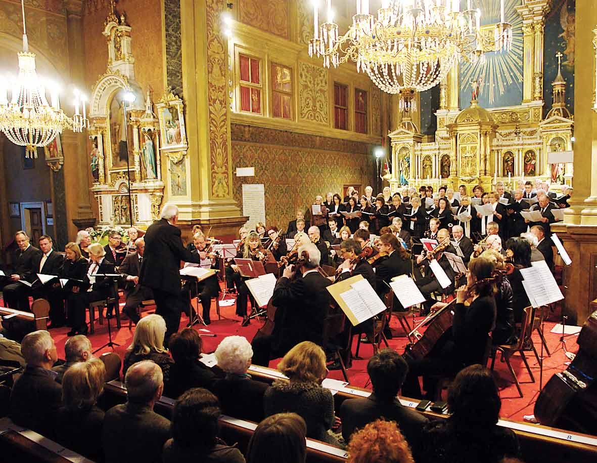 Solisten- und Orchesterkonzert