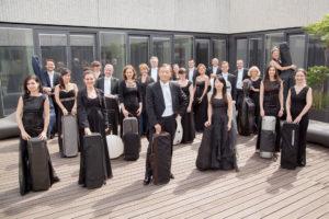 LUI CHAN mit der Festival Sinfonietta Linz