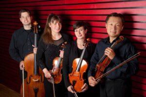 Das Franz Xaver Frenzel-Quartett