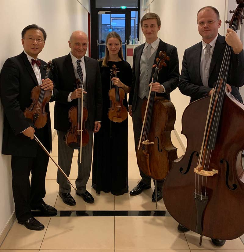 Musikalischer Blumenstrauß mit dem Ensemble LINZ-WIEN